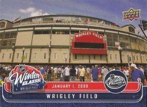 Winter Classic Wrigley Field