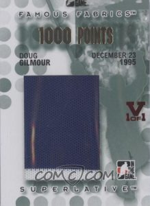 1000 Points Gold Doug Gilmour
