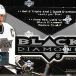 2007-08 Black Diamond Box
