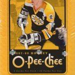 2007-08 O-Pee-Chee Box