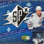 2007-08 SPx Box