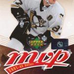 2007-08 UD MVP Box
