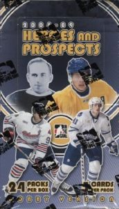 2008-09 Heroes and Prospects Box