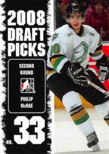 2008 Draft Picks Philip McRae