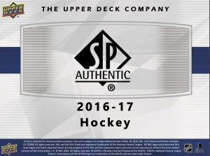 2016-17 SP Authentic Banner