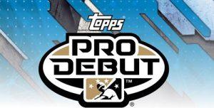 2017 Topps Pro Debut Baseball Banner