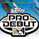 2017 Topps Pro Debut Baseball Thumb