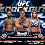 2017 Topps UFC Knockout Banner