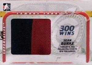 300 Wins Sean Burke