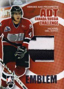 ADT Canada-Russia Challenge Emblem Michael Del Zotto