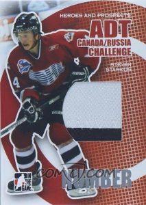 ADT Canada-Russia Challenge Number Steven Stamkos