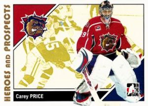 AHL Prospect Base Carey Price
