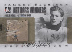 Art Ross Winner Dickie Moore