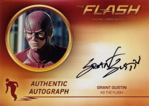 Autographs Grant Gustin