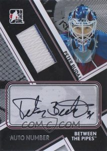 Auto Number Peter Budaj