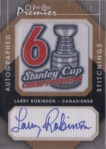 Auto Premier Stitching Larry Robinson