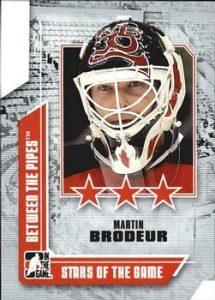 Base Martin Brodeur