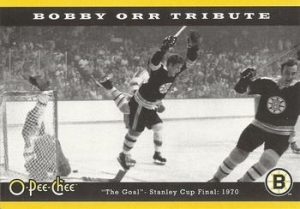 Bobby Orr Panoramic The Goal