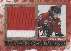 Canada-Russia Challenge Angelo Esposito