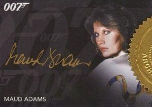 Case Incentive Auto Maud Adams Gold Ink