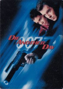 Case Topper Die Another Day Poster