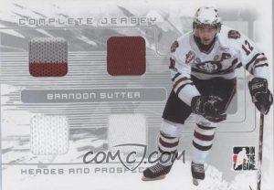 Complete Jersey Brandon Sutter