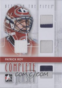 Complete Jersey Patrick Roy