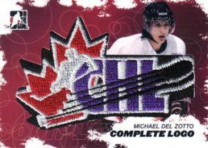 Complete Logo CHL Michael Del Zotto