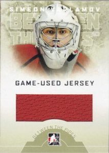 Game-Used Jersey Smieon Varlamov