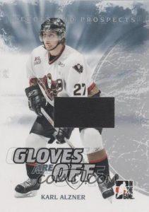 Gloves Are Off Karl Alzner