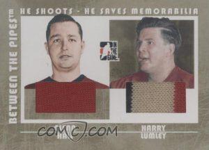 He Shoots, He Saves Glenn Hall, Harry Lumley
