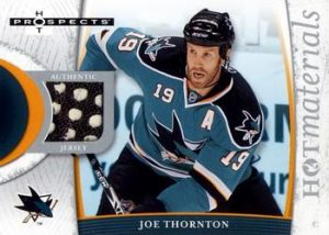 Hot Materials Joe Thornton