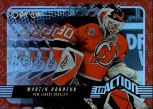 In Action Martin Brodeur