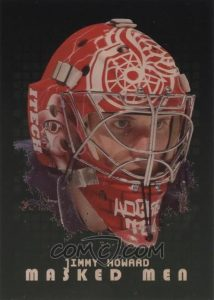 Masked Men Gold Jimmy Howard
