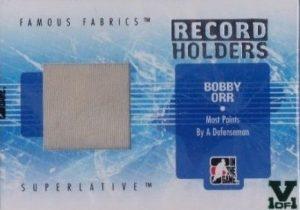 Record Holders Bobby Orr