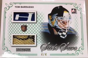 Stick Save Tom Barrasso