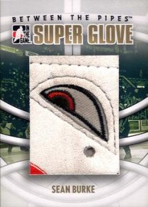 Super Glove Gold Sean Burke