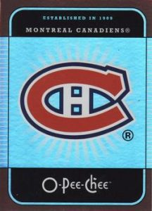 Team Checklists Montreal Canadiens