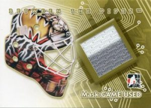 The Mask Game-Used JS Giguere