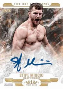 Tier One Autos Stipe Miocic