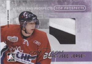 Top Prospect Jersey Jakub Voracek
