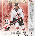 2006-07 Going For Gold Women's National team Box
