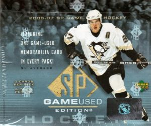 2006-07 SP Game Used