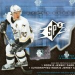 2006-07 SPx Hockey Box