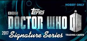 2017 Doctor Who Signature Series Banner