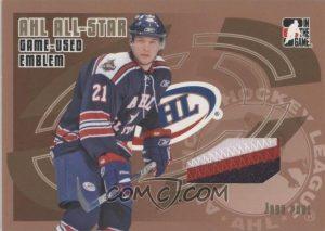 AHL All-Star Emblem Gold John Pohl