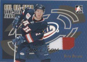 AHL All-Star Jersey Gold Keith Ballard
