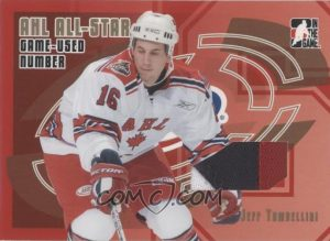 AHL All-Star Number Jeff Tambellini