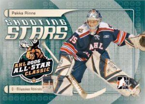 AHL Shooting Stars Pekka Rinne