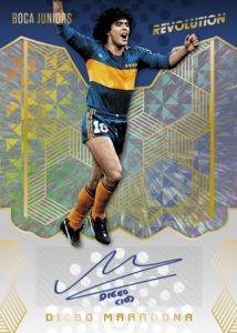 Autographs Kaleido Diego Maradona